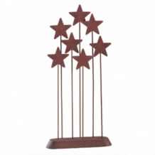willow tree metal stars