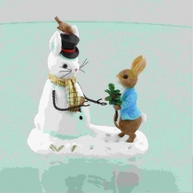 Peter and snowrabbit